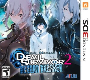 SMT Devil Survivor 2: Record Breaker | Case