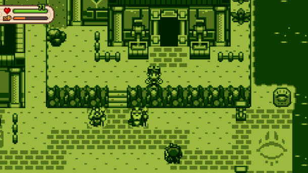 Evoland 2 | Game Boy RPG