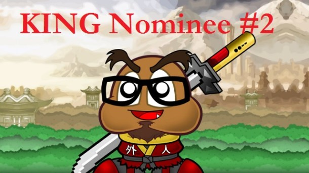 King Nominee Gaijin Goombah | King and Kong
