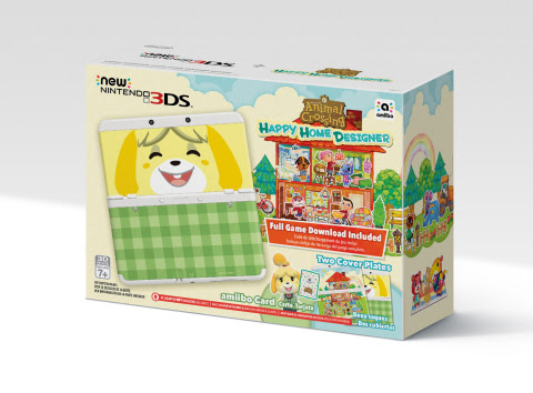 New Nintendo 3DS Animal Crossing