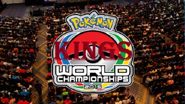 Pokemon World Championship 2015 - King and Kong