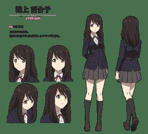 Sakurako san Yuriko Kogami