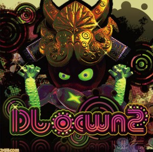 Splatune (Splatoon Sound Track) Reversible Cover Art 4