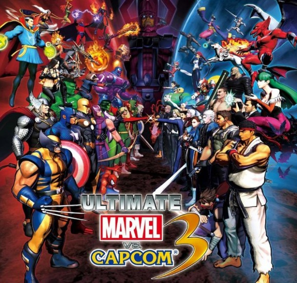 Ultimate Marvel Vs. Capcom 3 - Characters   The Future of Mega Man