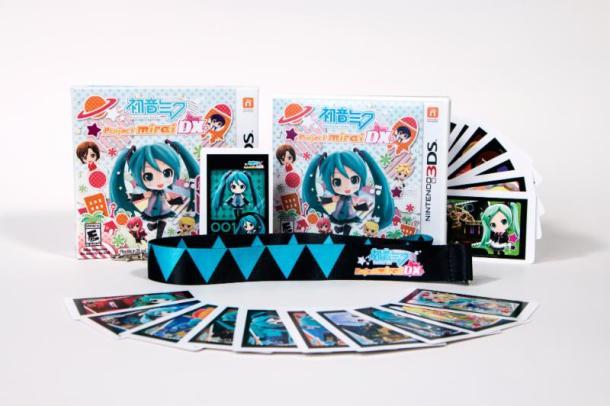 Hatsune Miku Project Mirai DX LE