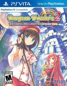 Dungeon Travelers 2 | oprainfall