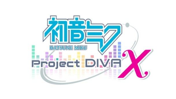 Hatsune Miku: Project Diva X Logo
