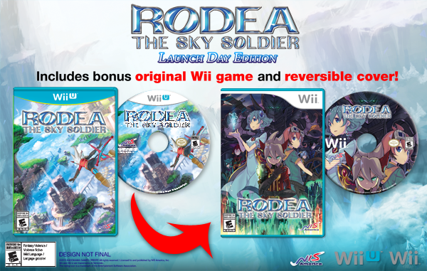 Rodea the Sky Soldier | Launch Day Edition