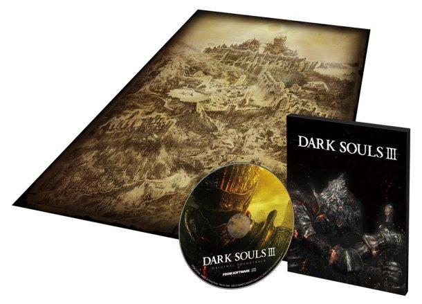 Dark Souls III   Map and Soundtrack