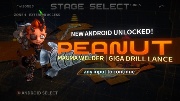 Assault Android Cactus | Character Unlock