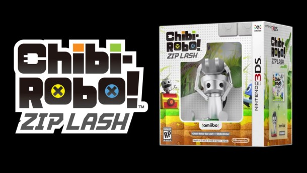 Chibi-Robo Zip Lash | bundle