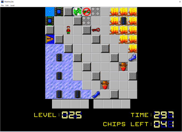 Chip's Challenge 2 | Early Level