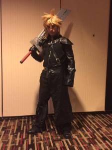 DragonCon l Final Fantasy VII cosplay
