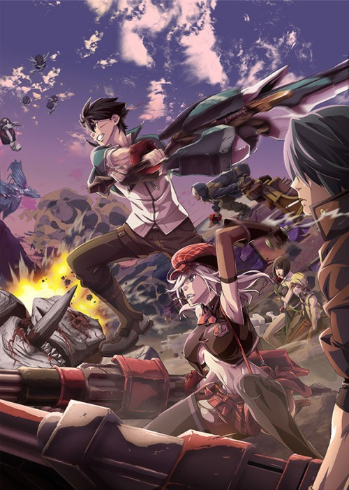 God Eater | oprainfall