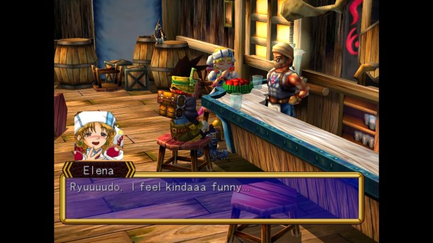 Grandia II: Anniversary Edition | Getting Drunk Off Berries