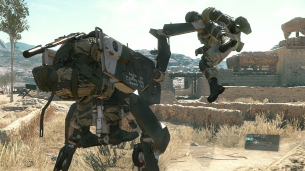 Metal Gear Solid V | D-Walker