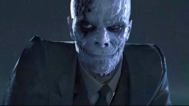 Metal Gear Solid V | Skull Face