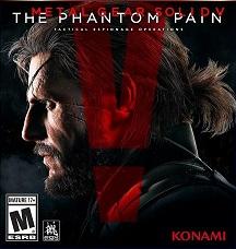 Metal Gear Solid V | Box Art