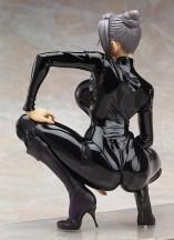 Meiko Shiraki catsuit figure back view