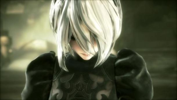 Nier New Project shot