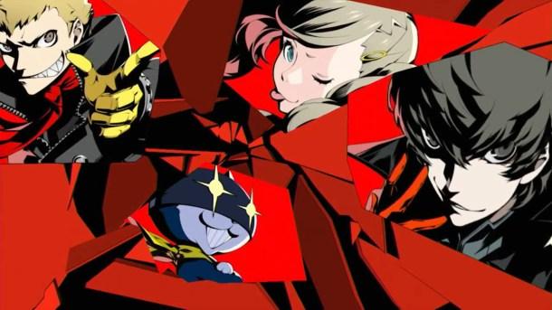 Sega Atlus Persona 5