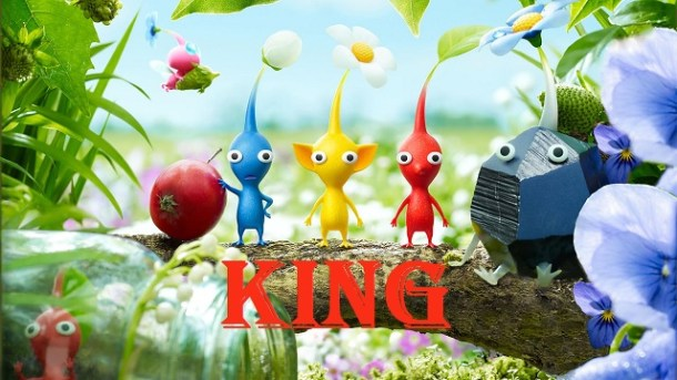 Pikmin - King and Kong