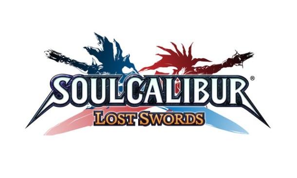 Soul Calibur Lost Swords Logo
