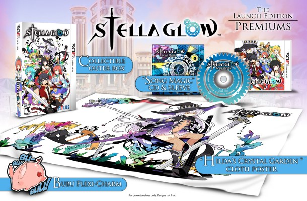 Stella Glow Launch Edition