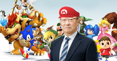Tatsumi Kimishima - Put on a happy face, Mr. President