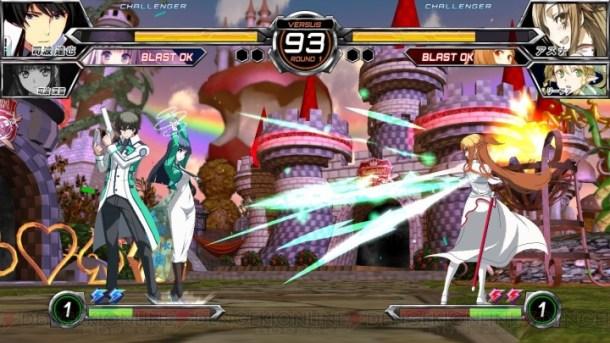 Dengeki Bunko: Fighting Climax Ignition | oprainfall