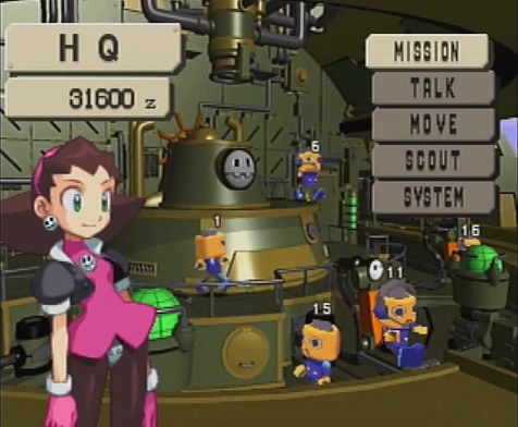 The Misdventures of Tron Bonne | Inside the Gesellschaft