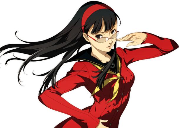 Building Character | Official Yukiko Amagi Artwork