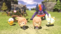 World of Final Fantasy | 2