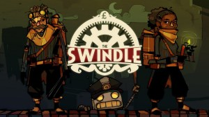 The Swindle | Cover