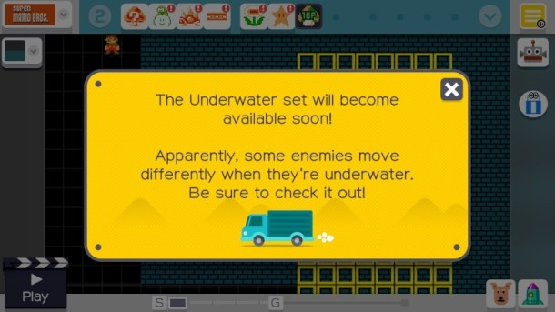 Super Mario Maker | Item Unlock