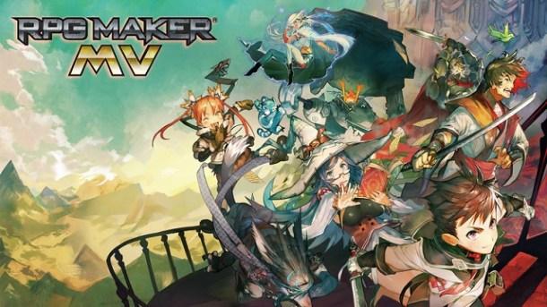 RPG Maker MV   Title 640 x 360