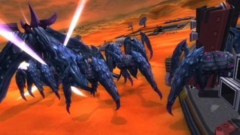 Aegis of Earth Screenshot 3