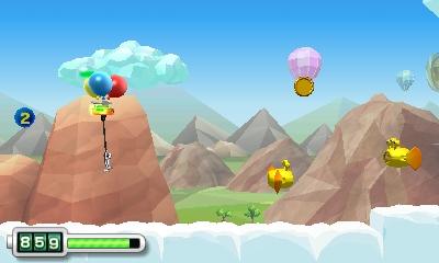 Chibi-Robo Zip Lash | Balloon Hell