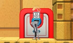 Chibi-Robo Zip Lash | Twist Door