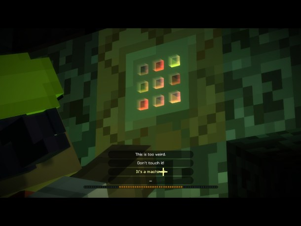 Minecraft: Story Mode | Dialogue Choices