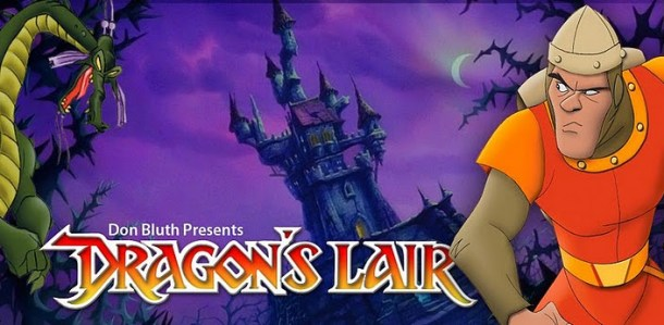 Dragon's Lair The Movie Heading to Kickstarter