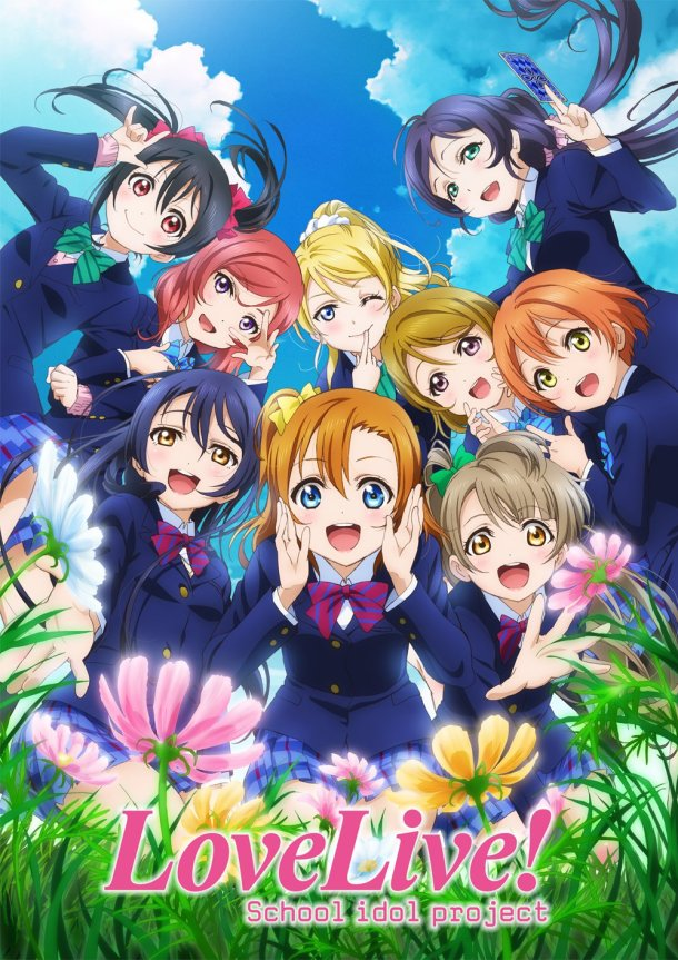 Love Live Illustration