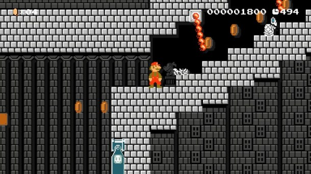 Making It Rainfall | Bowser's Perilous Lair