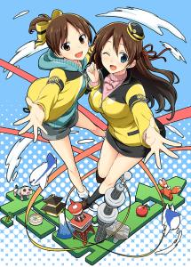 MangaGamer GoGoNippon 2015