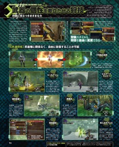 Famitsu Scan Monster Hunter Page 10