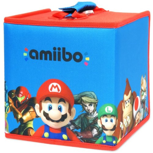 Nintendo amiibo Travel Case