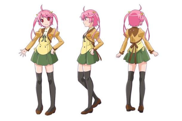 Nurse Witch Komugi Komugi School