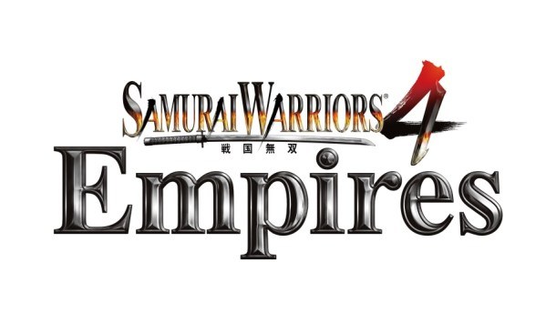 Samurai Warriors 4 Empires | Logo