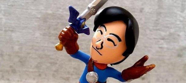 Custom Satoru Iwata Amiibo