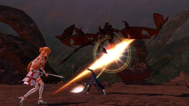 Sword Art Online: Hollow Realization | Screenshot 3